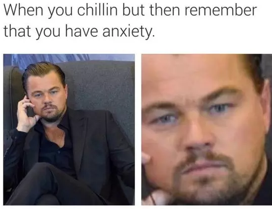 funny anxiety meme 19